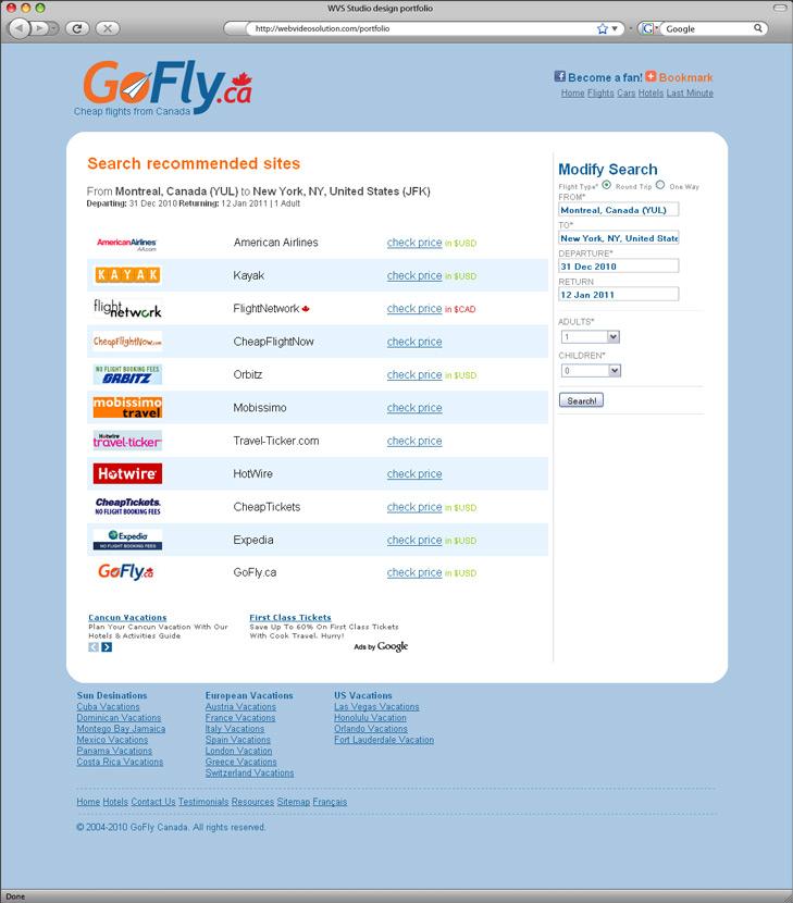 gofly-2009-results